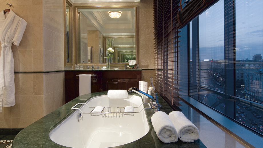 luxury hotel moscow