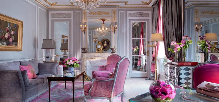 hotel plaza athenee paris royal suite