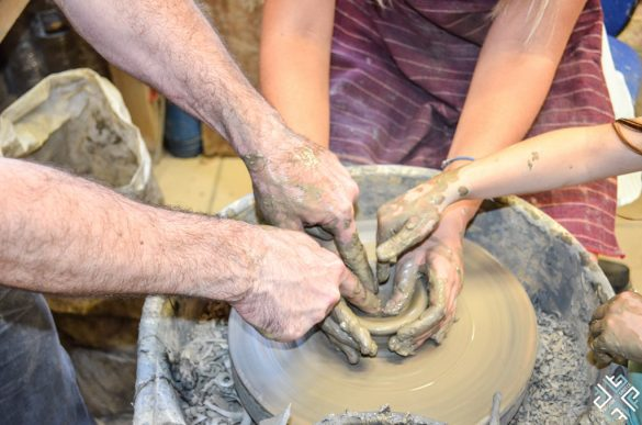 Margarites Village in Rethymno – Discover the Tradional Pottery Making in Crete