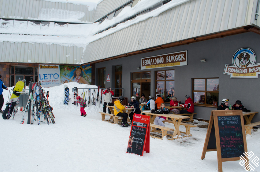 Jasna Chopok Ski Holiday in Slovakia