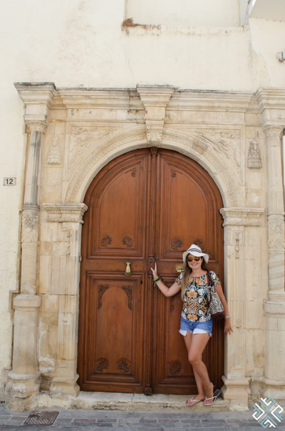 Rethymnon Conquered: Past and Present