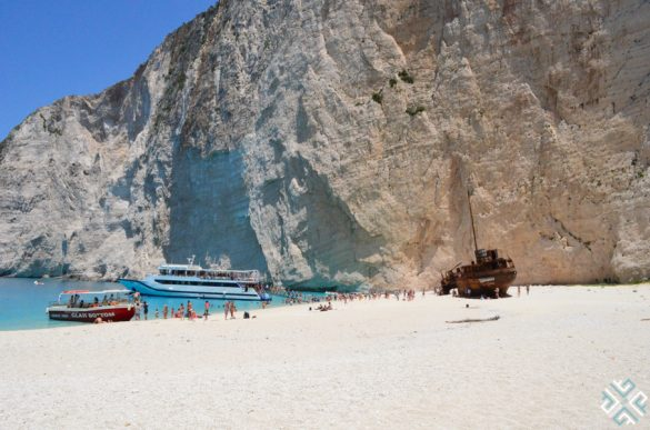 The Navagio Beach Experience