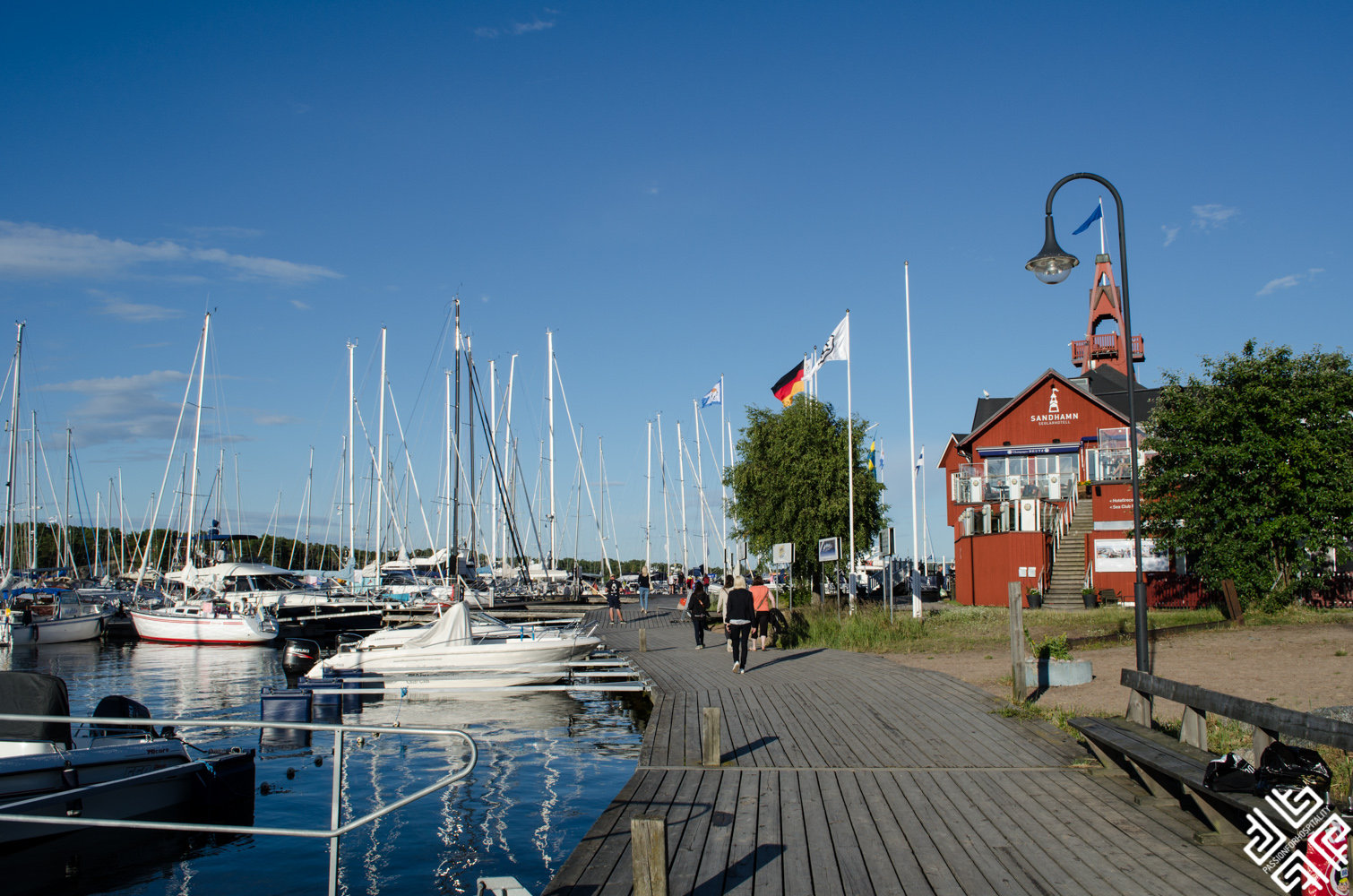 Sandhamn The Island Of Sand Passion For Hospitality