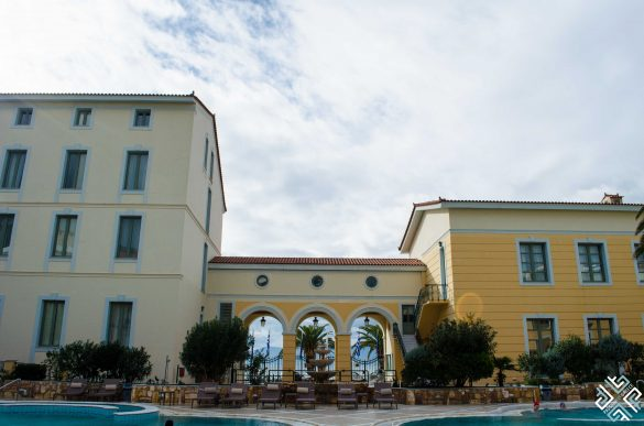 Spa weekend retreat  at Thermae Sylla Spa & Wellness Hotel in Evia