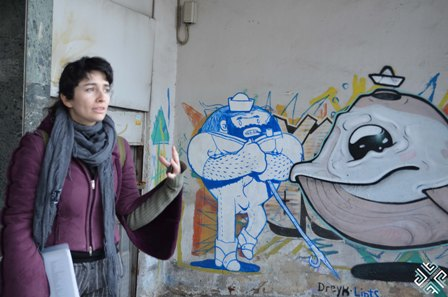 Street Art Tour by Alternative Tours of Athens