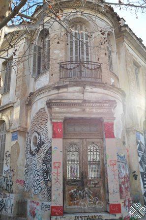 Street Art Tour by Alternative Tours of Athens