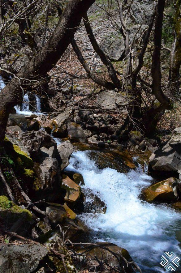 Hiking in Agrafa Mountains