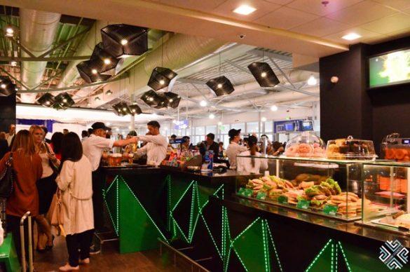 Heineken Star Bar – Athens International Airport