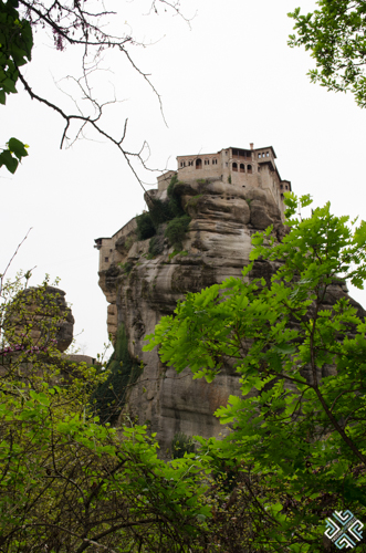 The wonders of hiking in Meteora Greece