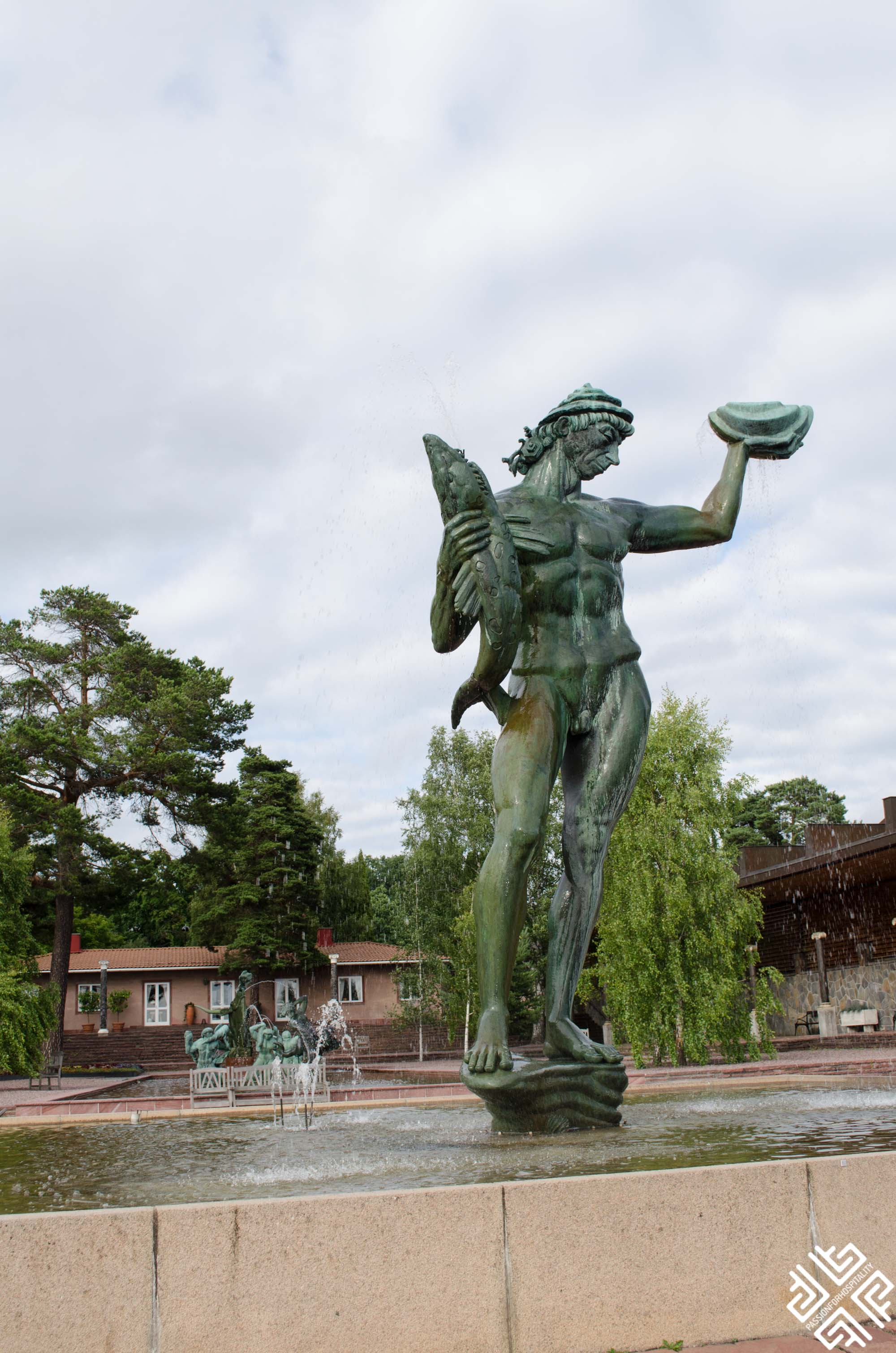 Art and Architecture of Stockholm