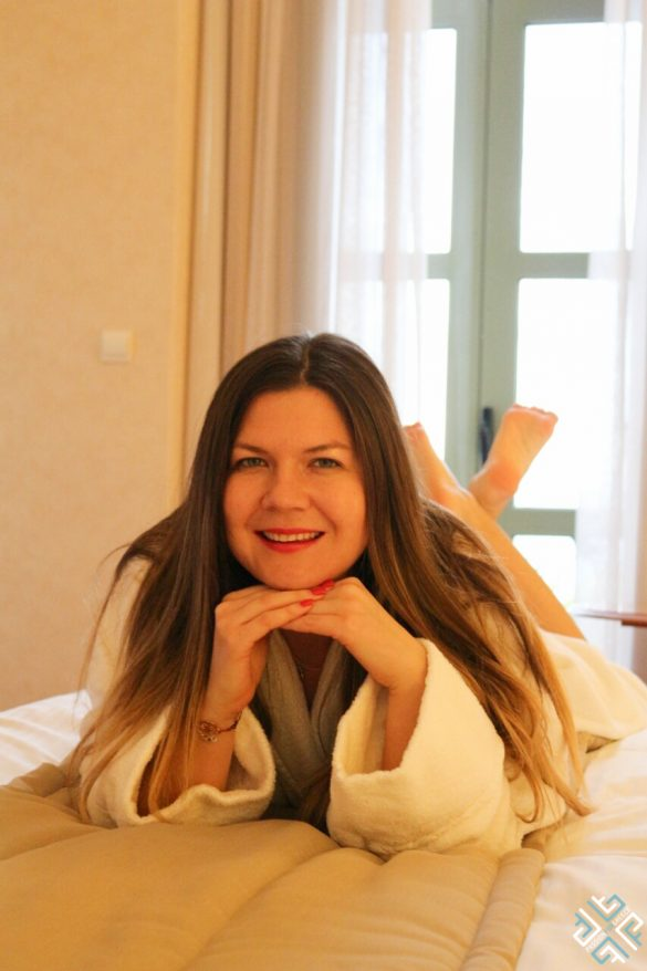 Spa weekend retreat  at Thermae Sylla Wellness Hotel in Evia