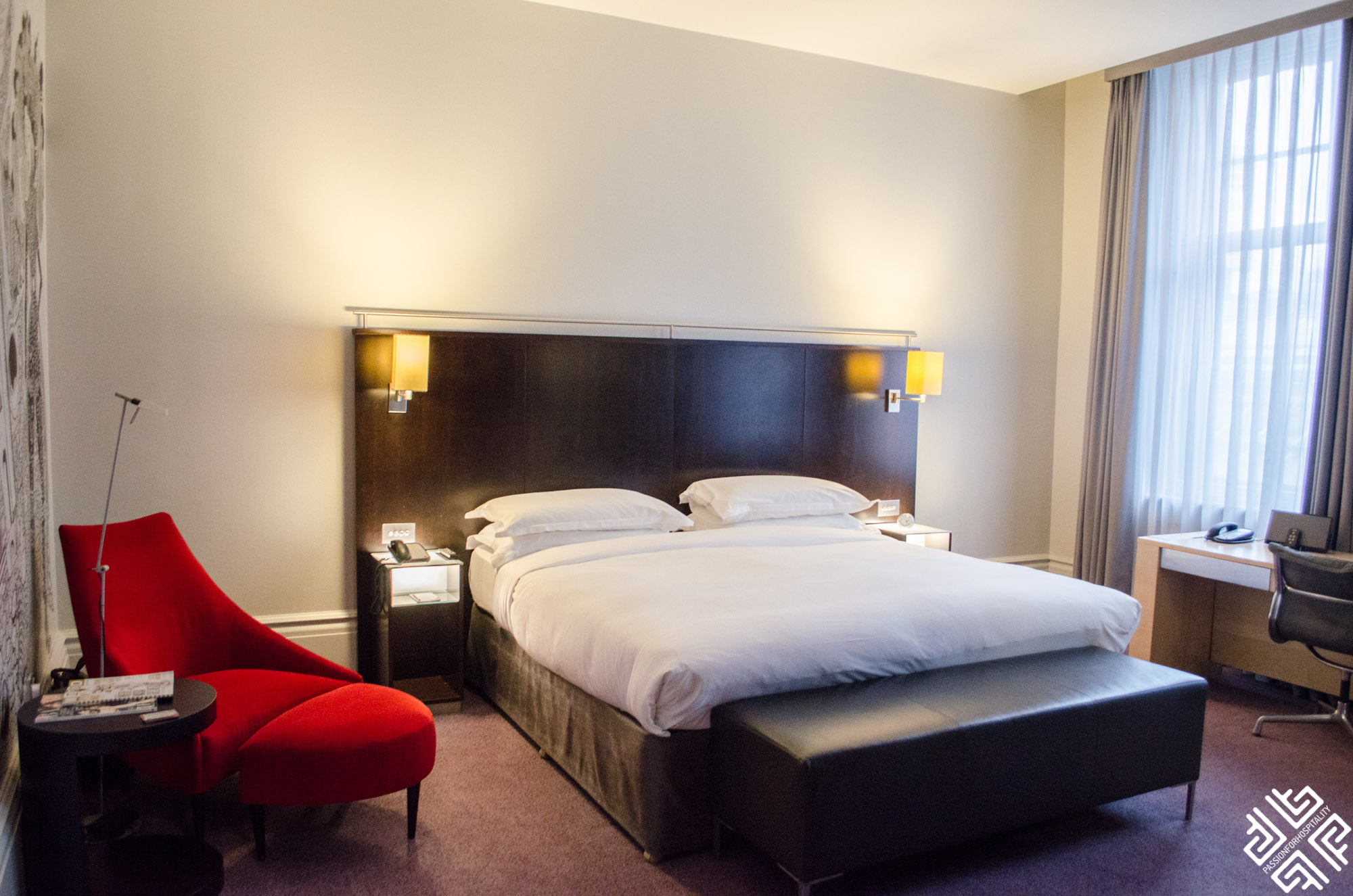 Andaz London Liverpool Street: Boutique Luxury in the heart of East London