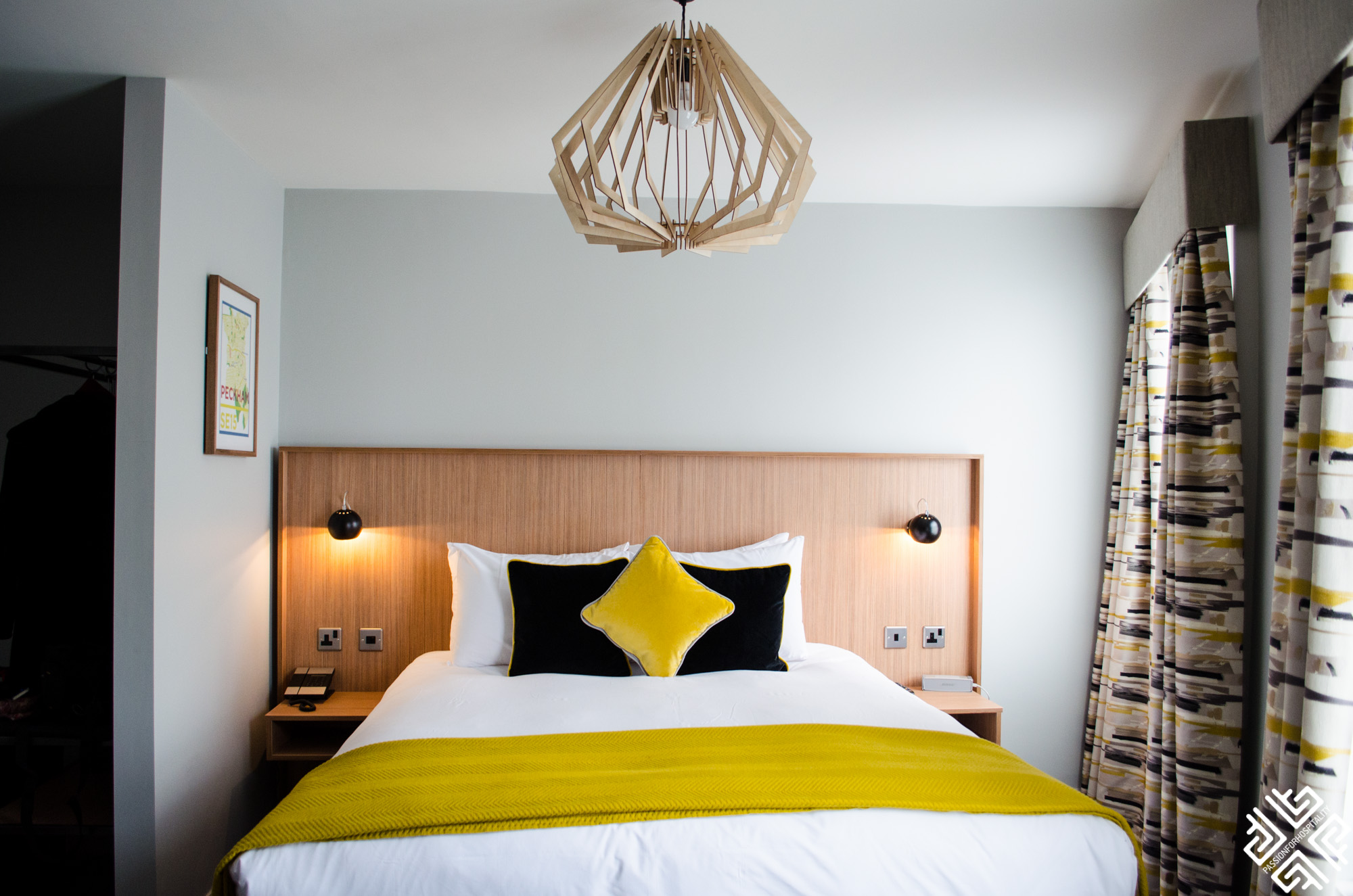 victoria inn boutique bed and breakfast in peckham. Black Bedroom Furniture Sets. Home Design Ideas