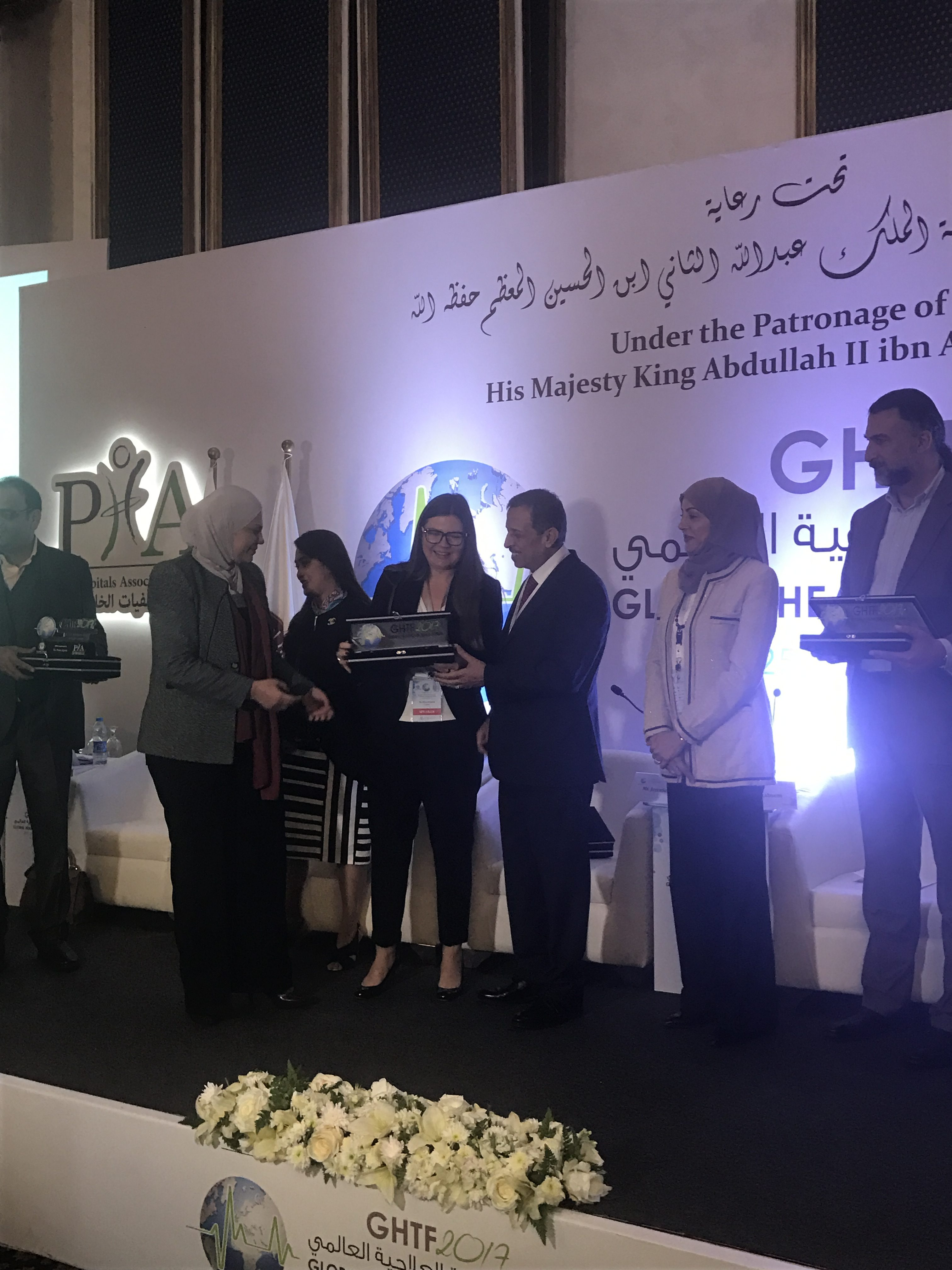 The Global Healthcare Travel Forum in Amman, Jordan