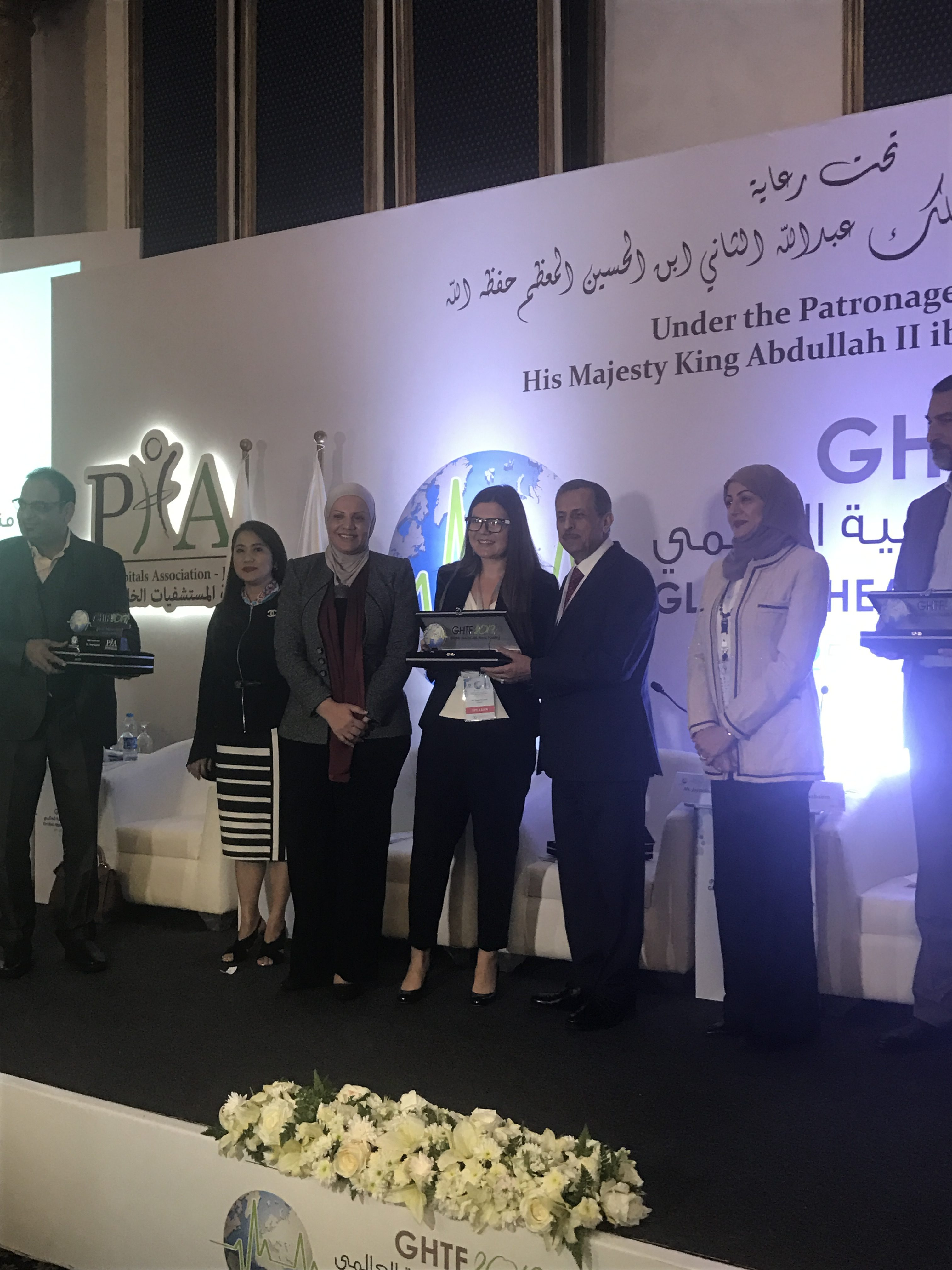 The Global Healthcare Travel Forum in Amman, Jordan