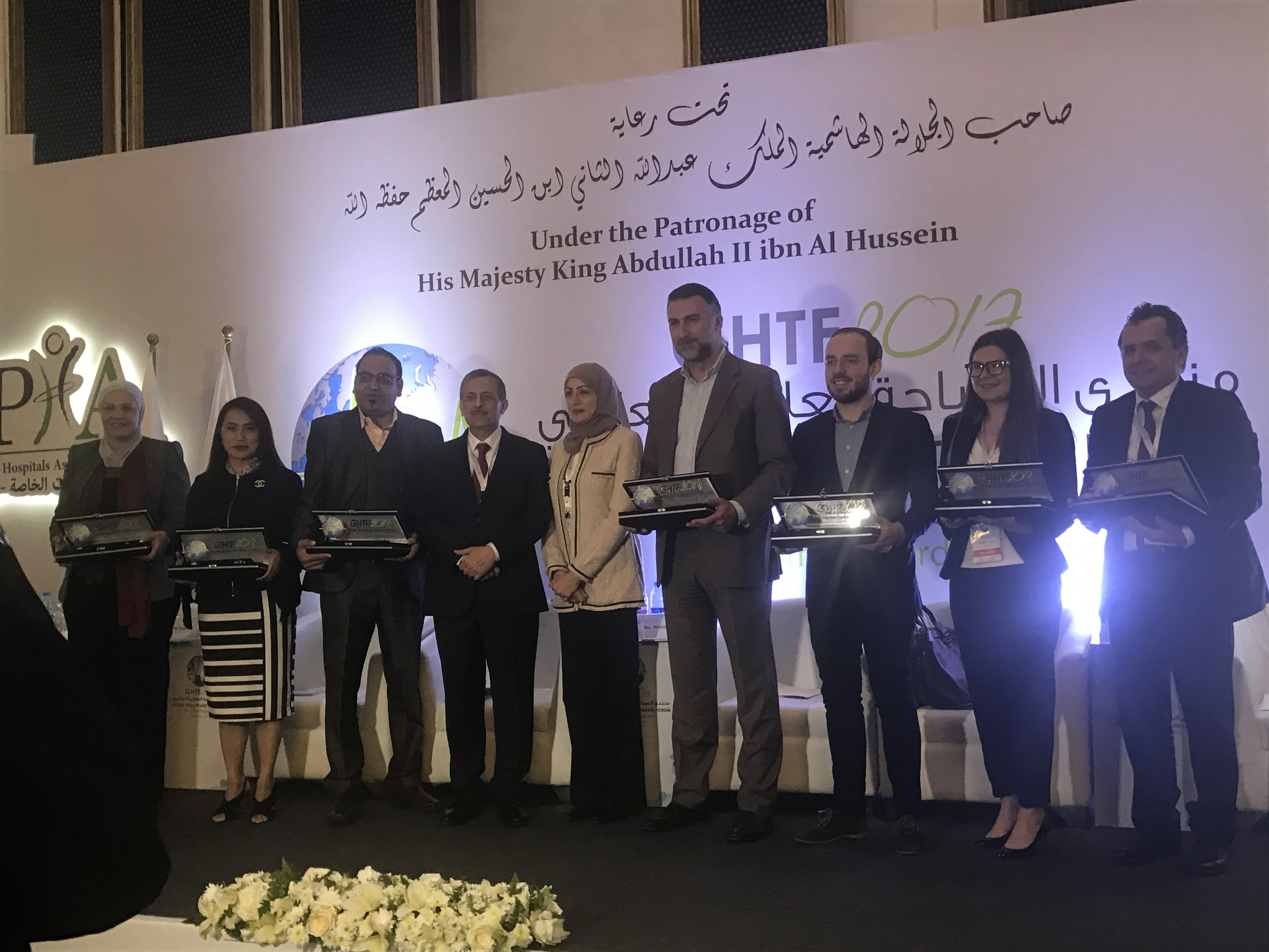 The Global Healthcare Travel Forum in Amman, Jordan - Passion for