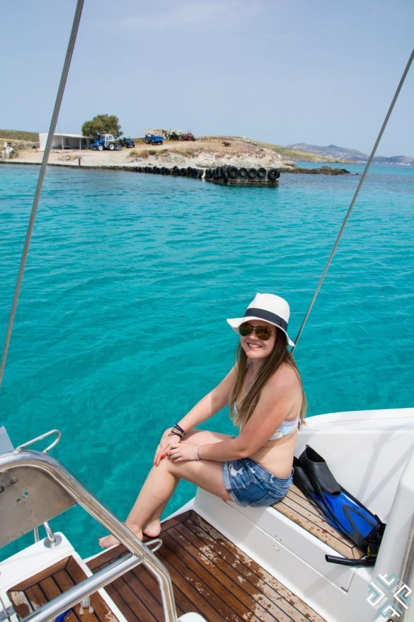 Mykonos on Board: Day trip to Delos and Rhenia