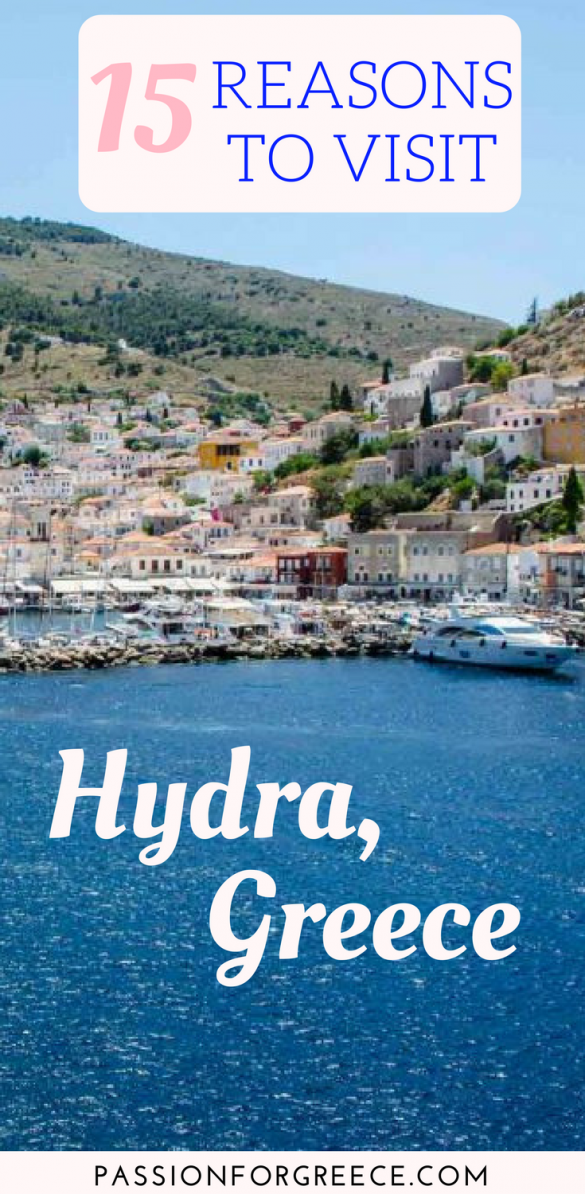 15 Reasons to Visit Hydra