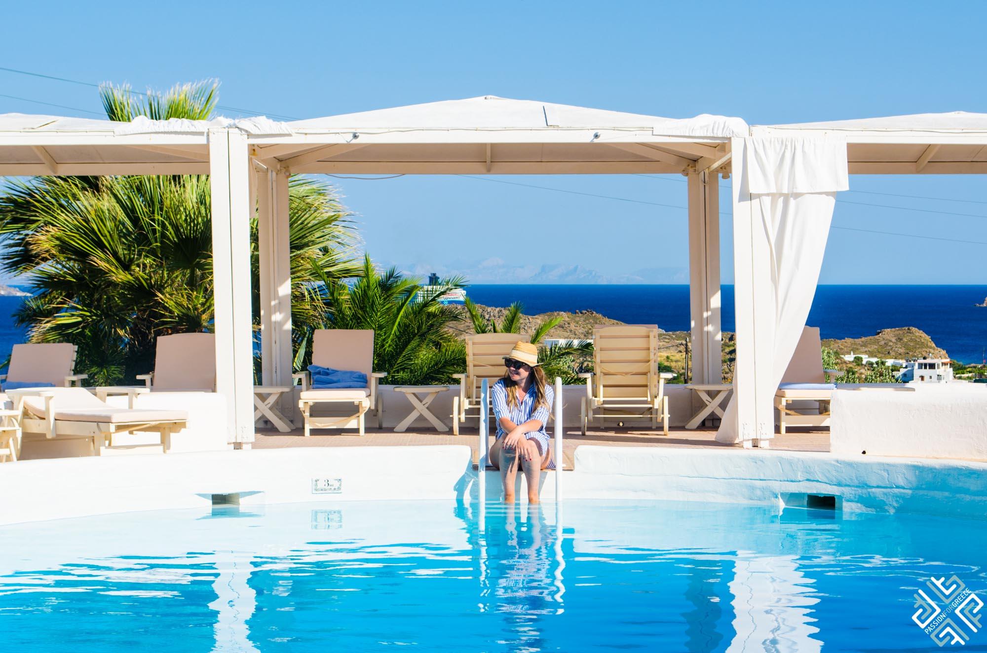 Porto Scoutari Romantic Hotel And Suites