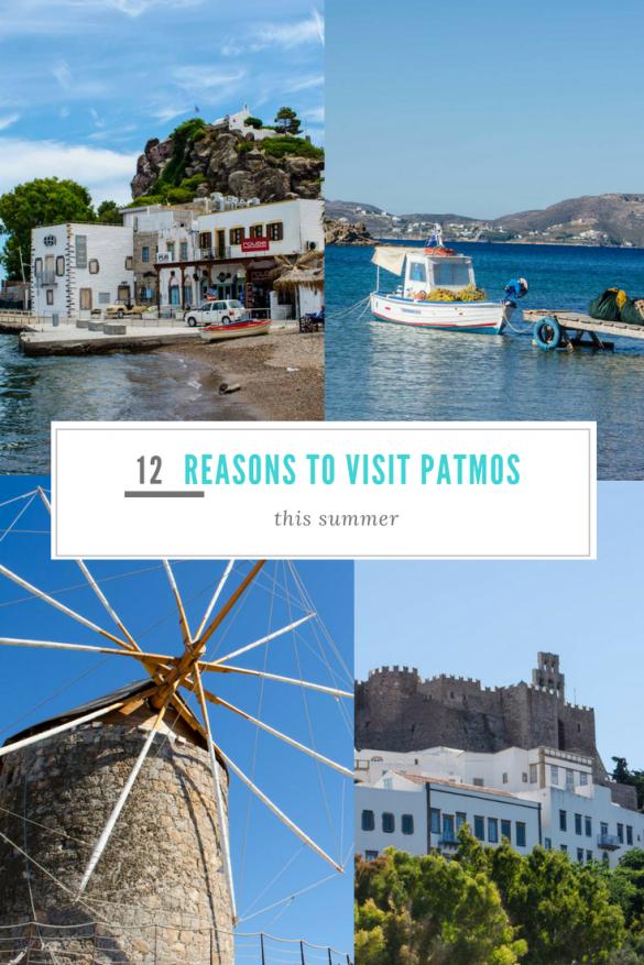 12 причин посетить остров Патмос