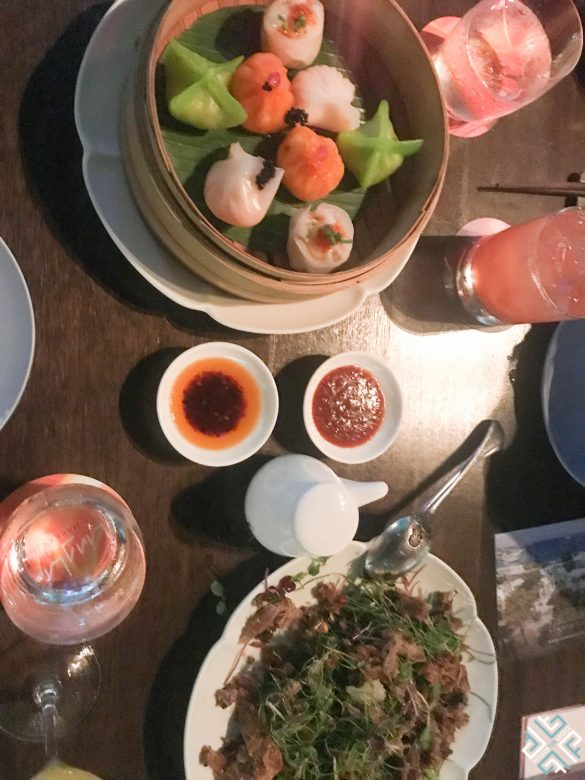 Ling Ling Mykonos: Glamorous Cantonese cuisine by Hakkasan