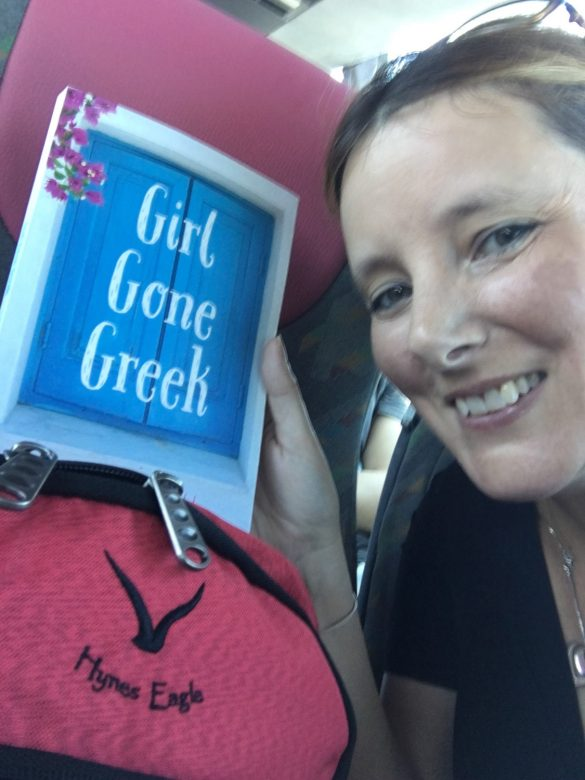 Girl Gone Greek: Interview with Rebecca Hall