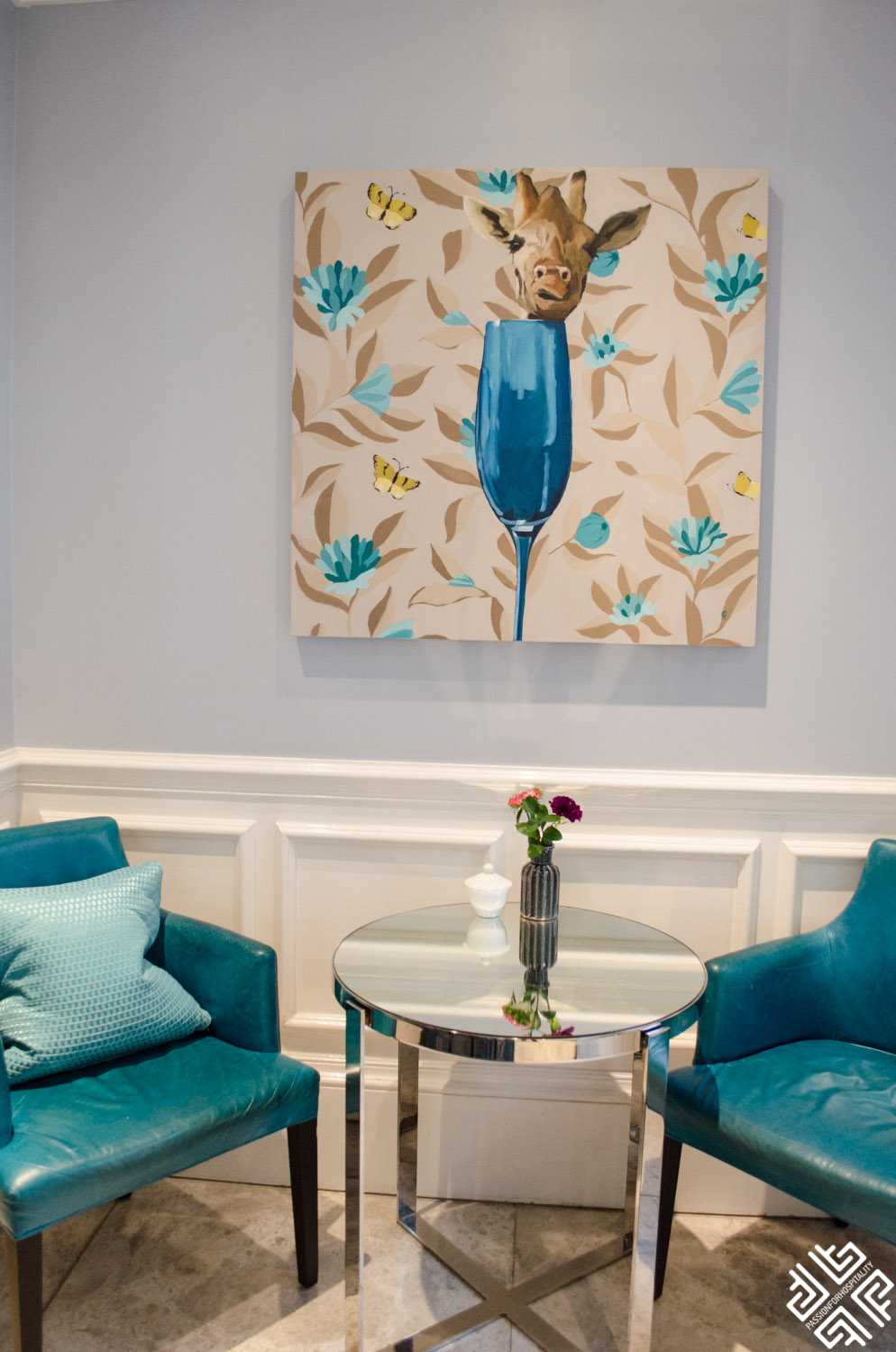 The Ampersand Hotel: An exquisite boutique luxury hotel in South Kensington