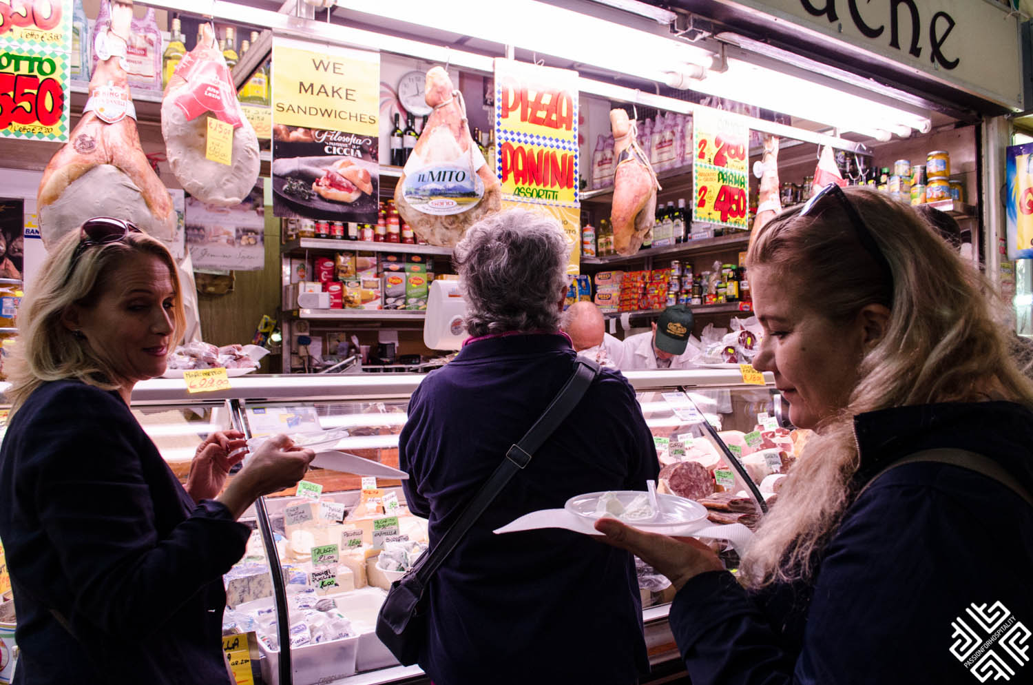 Eating Italy: Vatican Area Food Tour