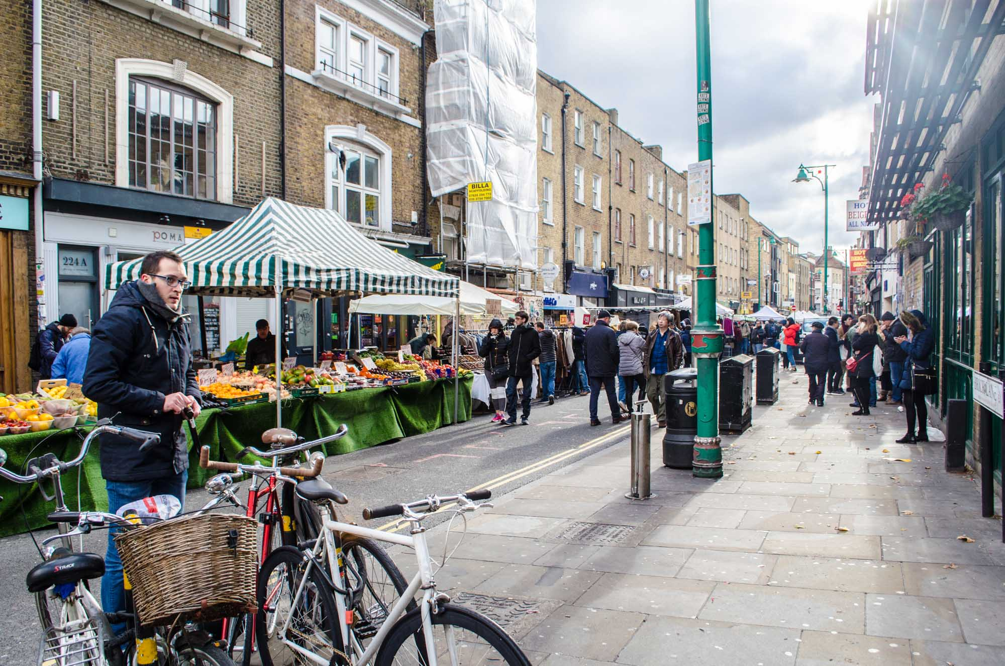 Sunday Shoreditch Food Tour with Secret Food Tours