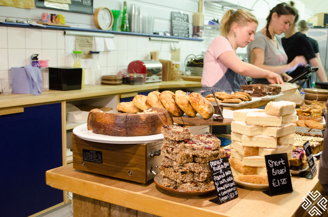 A Taste of Bristol: Eat Walk Talk Bristol Food Tours