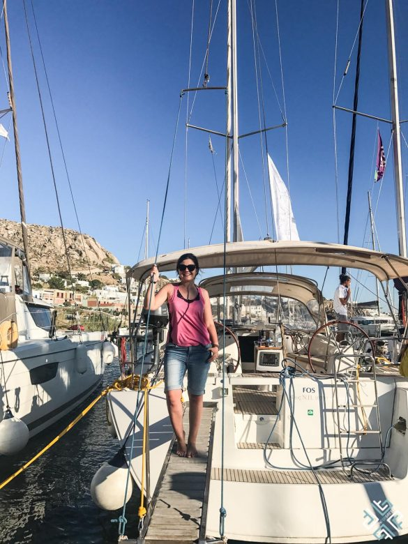 What It's Like to Go on a Sailing Trip with Jack & Jenny