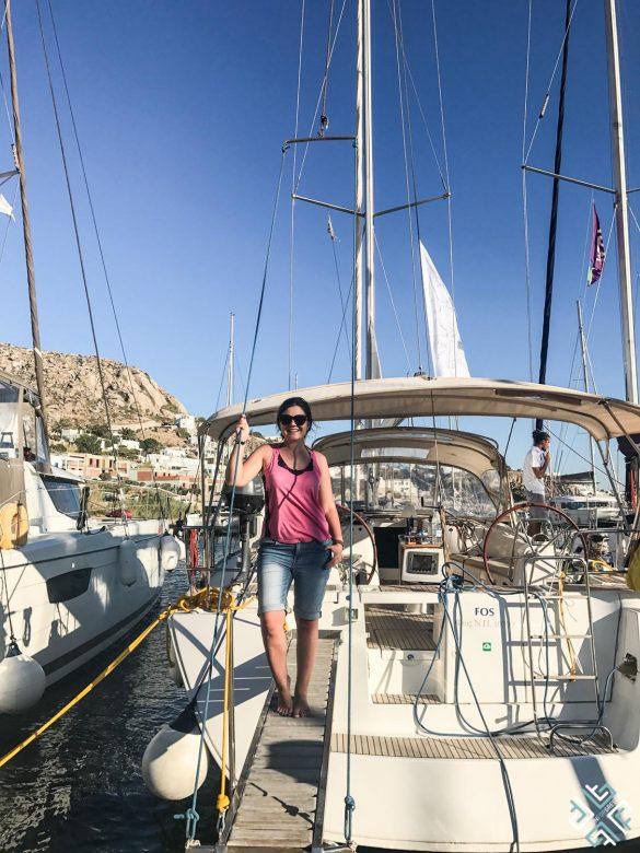 Впечатления от прогулки на яхте с Джеком и Дженни