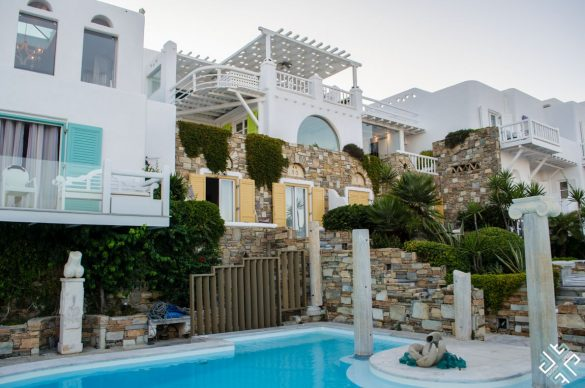 Kivotos Mykonos: Timeless Luxury Boutique Hotel in Mykonos