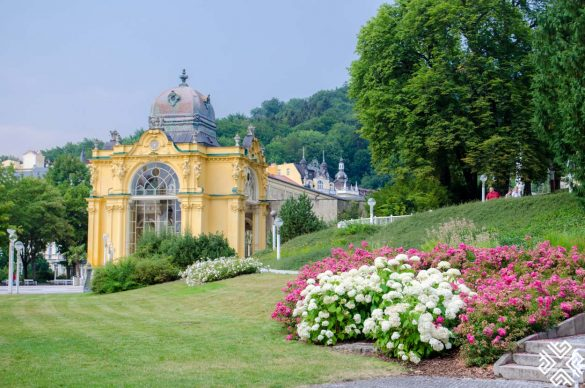 Vetrov Castle Hotel: A historical castle in a Bohemian Park