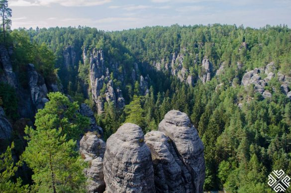 A Day Trip to Bohemian Switzerland That Will Get You Off the Tourist Trail