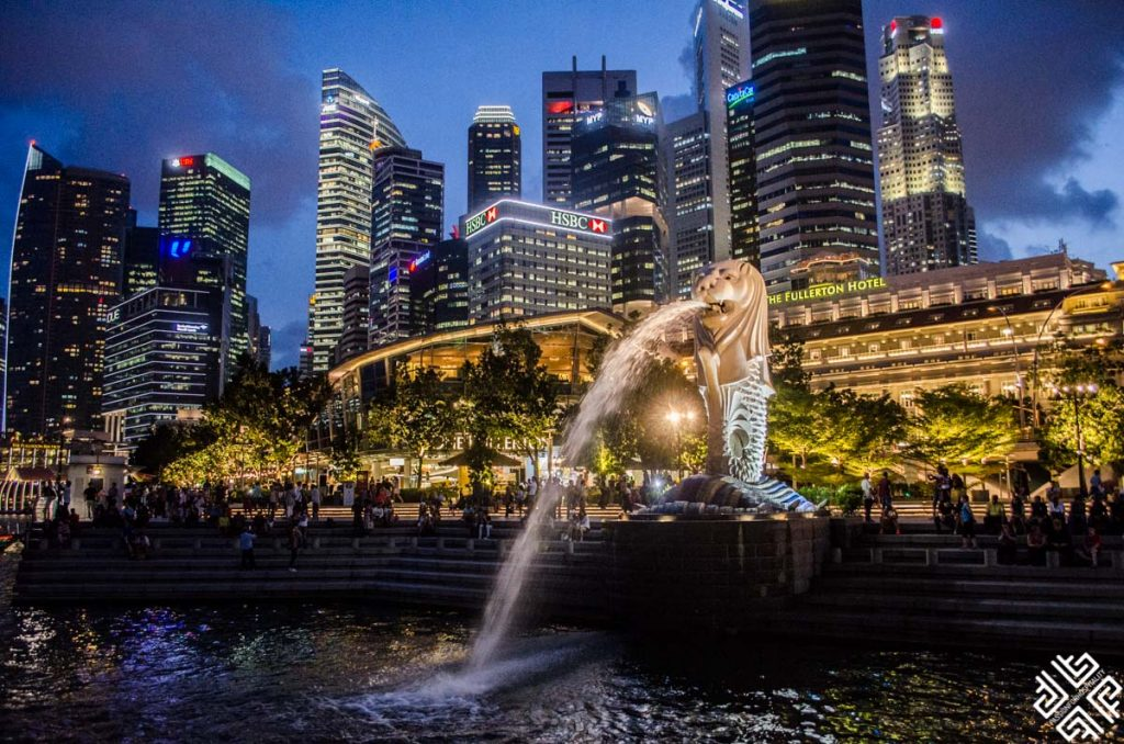 4 days in Singapore