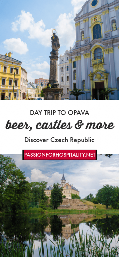 Czech Republic is indeed a land of romantic castles, fantastic beer and heartwarming stories. There is more to Czechia than just Prague, that's why you owe it to yourself to plan a journey around the country. Check out what's there to see in Opava and beyond