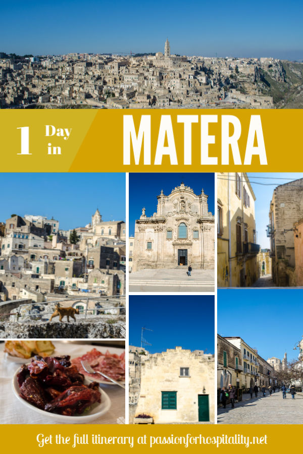 Matera, or more commonly known as the city of Sassi, is one of the most unique destinations you can visit this year. It's this unseen mixture of beauty, culture, charming landscapes and history that goes way…way back.