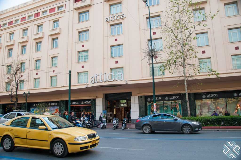 9d5ac90b Around Ermou and its side streets, you will also find high quality Greek  retail shops that boast a wide variety of fashion products: Shopping in  Athens just ...