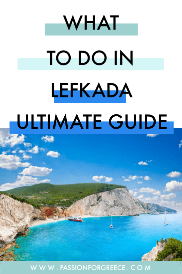 Looking for the perfect beach holiday in Greece? Lefkada is a paradise waiting to be discovered. Here is what to do in Lefkada and much more.