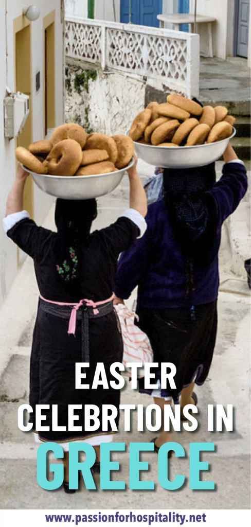 Special Easter celebrations in Greece.