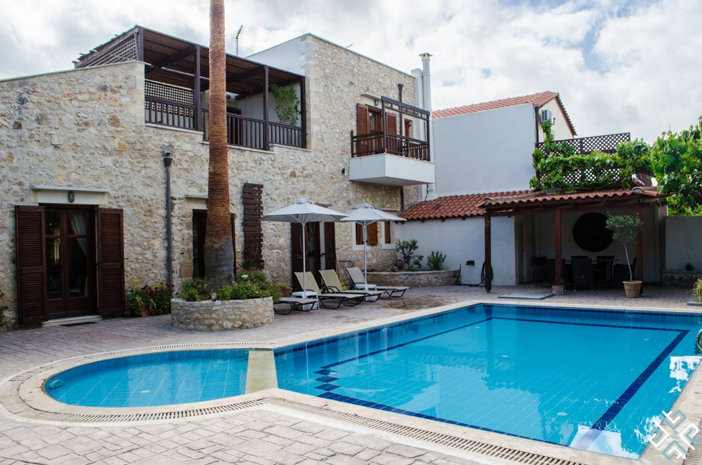 Amazing Villas in Crete, villa holiday in Rethymnon