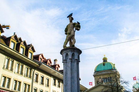 One Day in Bern Switzerland