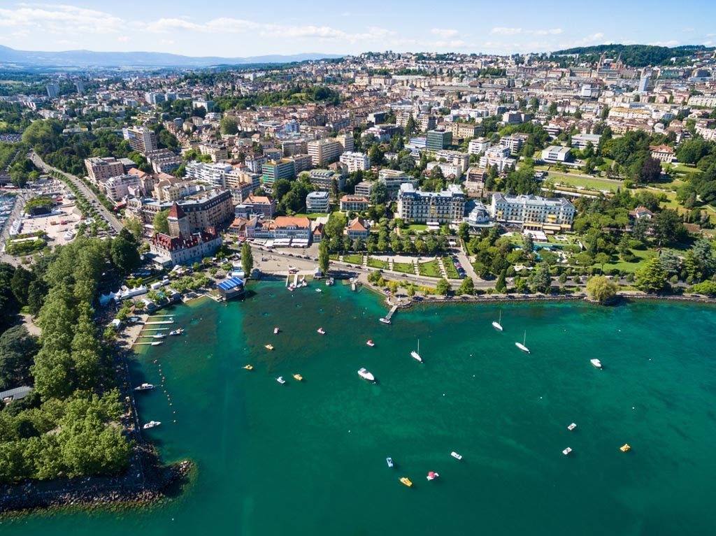one day in lausanne