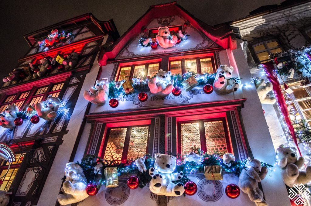 Strasbourg Christmas Market.What To Do In Strasbourg In Winter Christmas Markets And