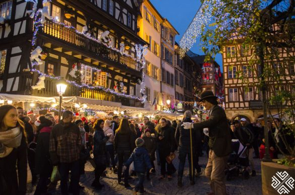 What to do in Strasbourg in Winter: Christmas Markets and Sightseeing Tips
