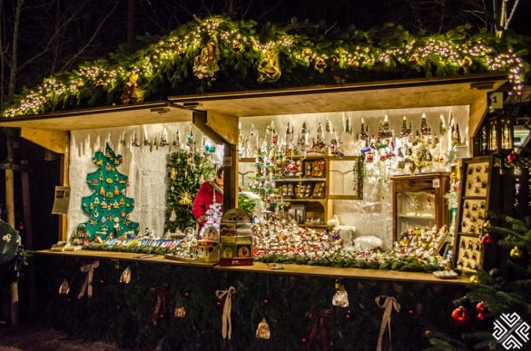 Discover Baden Baden in Winter: Spas and Christmas Markets