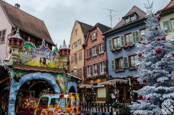 Why Colmar Christmas Markets Should Be on Your Bucket List