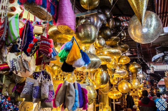 3 days in Marrakech itinerary