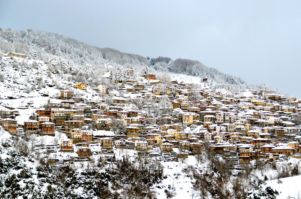 Metsovo Greece